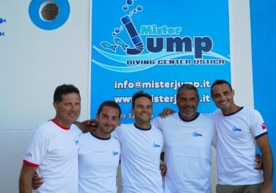 Agenzia/operatore Turistico Diving Center Mister Jump